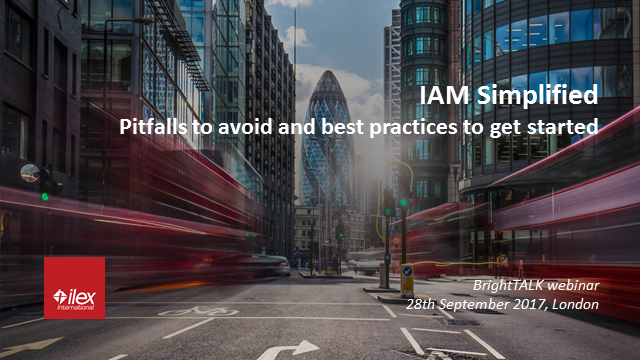 IAM Simplified: Pitfalls to avoid and best practices to get started