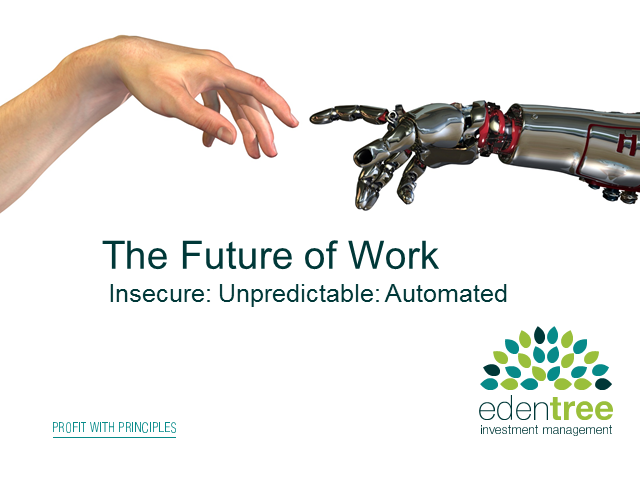 Amity Insight: The Future of Work