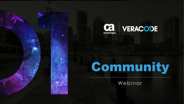 The Veracode Community: Manage Your AppSec and DevSecOps Initiatives
