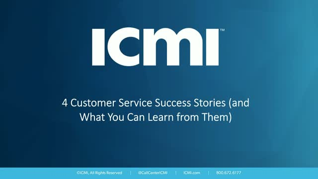 4 Customer Service Success Stories (and What You Can Learn from Them)