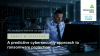 A predictive cybersecurity approach to ransomware protection