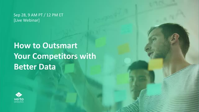 How to Outsmart Your Competitors with Better Insights