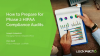 How to Prepare for Phase 2 HIPAA Compliance Audits