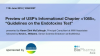 Preview of USP's Informational Chapter , Guidelines on the Endotoxins Test