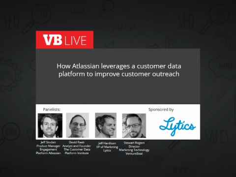How Atlassian leverages a customer data platform to improve customer outreach