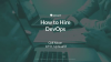 How to Hire DevOps