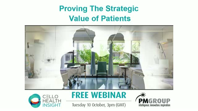 Proving the Strategic Value of Patients
