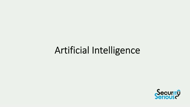 Artificial Intelligence - how could it potentially help bridge the Cyber-skills
