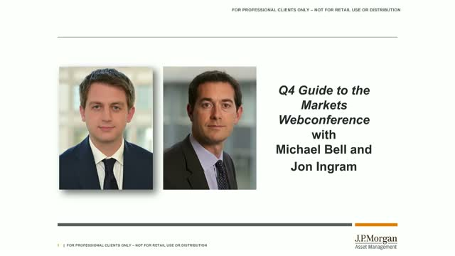 J P  Morgan Guide to the Markets with Michael Bell (Q4 2017)