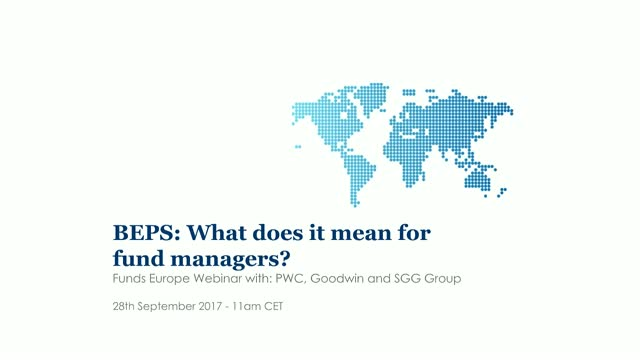 BEPS: What does it mean for fund managers?