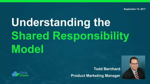 Understanding the Shared Responsibility Model for Cloud Security