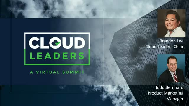 Cloud Leaders Sneak Preview