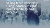Selling more effectively using Industry Insights - build credibility/success
