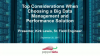 Top Considerations When Choosing a Big Data Management and Performance Solution