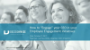 How to Get Your CEO to Drive Employee Engagement Initiatives (HRCI&SHRM Credit)