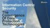 Information Centric Security – The Convergence of Data Protection Technologies