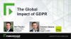The Global Impact of GDPR
