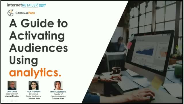 A Guide to Activating Audiences Using Analytics