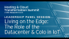 Living on the Edge: The Role of the Data Center & Colocation in IoT