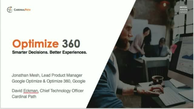 Optimize 360: Test, Adapt & Personalize for Greater Returns