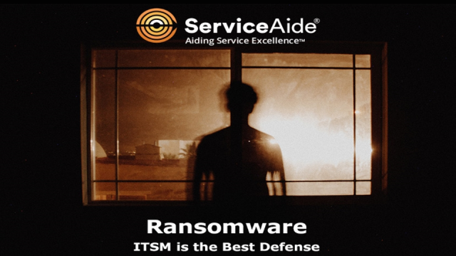 Ransomware: ITSM is the best defense
