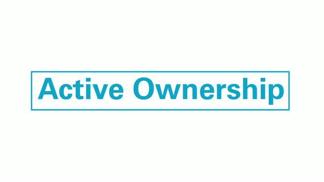 Index - active ownership