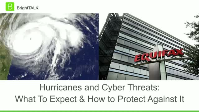 Hurricanes and Cyber Threats: What To Expect and How to Protect Against It