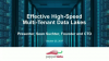 Effective High-Speed Multi-Tenant Data Lakes