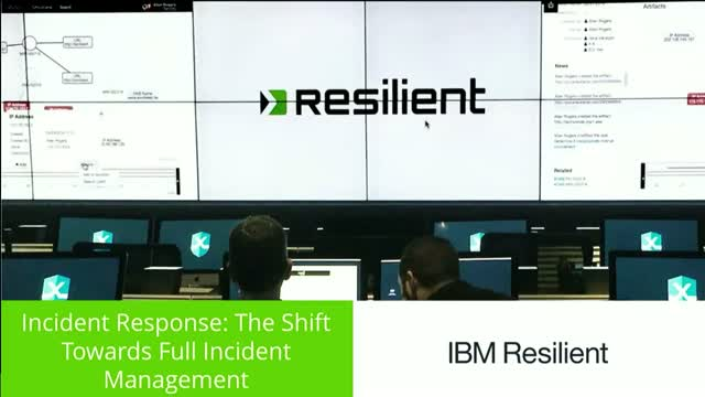 Incident Response: The Shift Towards Full Incident Management