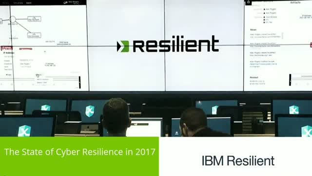 The State of Cyber Resilience in 2017