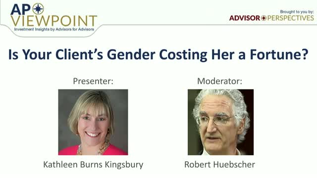 Is Your Client's Gender Costing Her a Fortune?