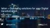 Isilon, Delivering Solutions For Your Digital Transformation