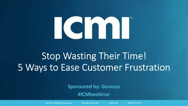 Stop Wasting Their Time! 5 Ways to Ease Customer Frustration