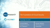 The Foundation of Cloud Security