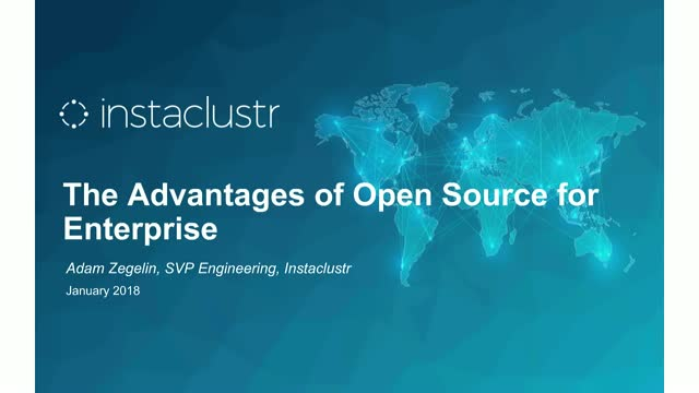 The Advantages of Open Source for Enterprise