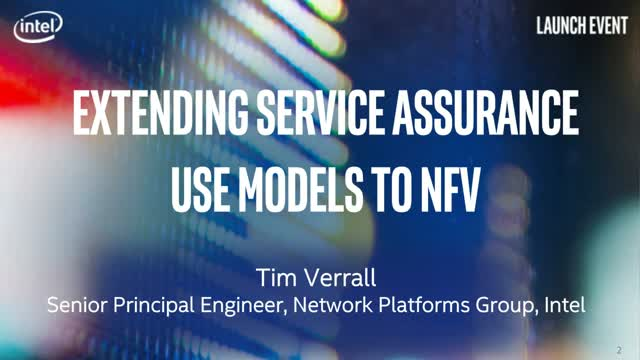 Extending Service Assurance Use Models to NFV
