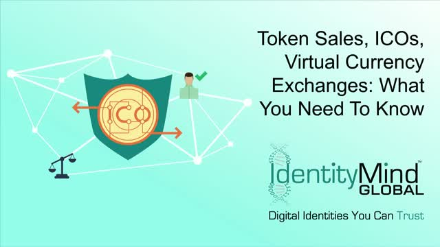 Token Sales, ICOs, Virtual Currency Exchanges: What You Need To Know