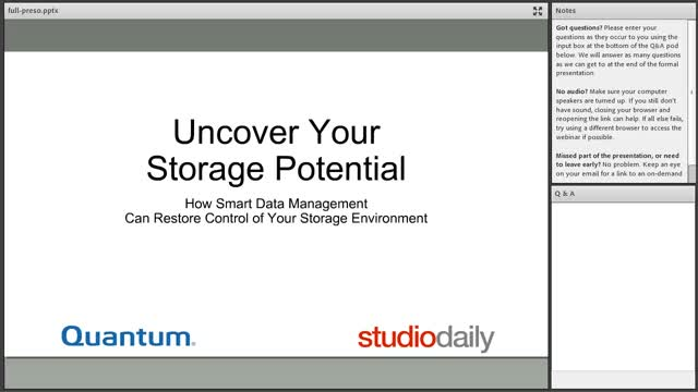 Uncover Your Storage Potential