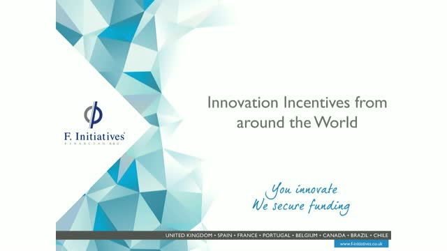 Global Innovation: Tax Relief