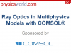 Ray Optics in Multiphysics Models with COMSOL®