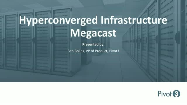 The Explosion of Hyperconverged Infrastructure: Tackling Data Center Complexity