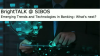 [Video panel] Emerging Trends and Technologies in Banking: What's next?