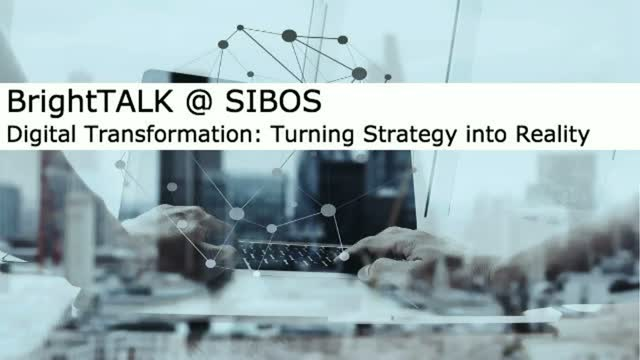 [Video panel] Digital Transformation: Turning Strategy into Reality