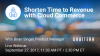 Shorten Time to Revenue with Cloud Commerce