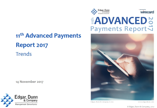 Advanced Payments Report 2017: View on Open APIs & clients in a connected world