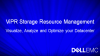 ViPR Storage Resource Management, Visualize, Analyze & Optimize your Datacenter