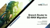 Migrating from Branch Routers to Cloud-Delivered SD-WAN