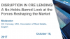 Disruption in Commercial Real Estate Lending: Forces Reshaping the Market