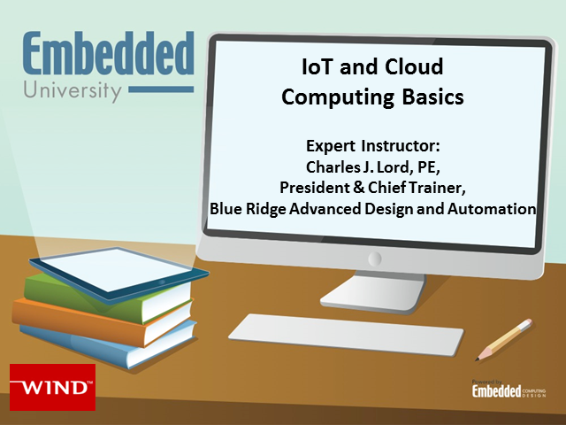 IoT and Cloud Computing Basics
