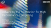 Advancing the Foundation for High Performance Computing